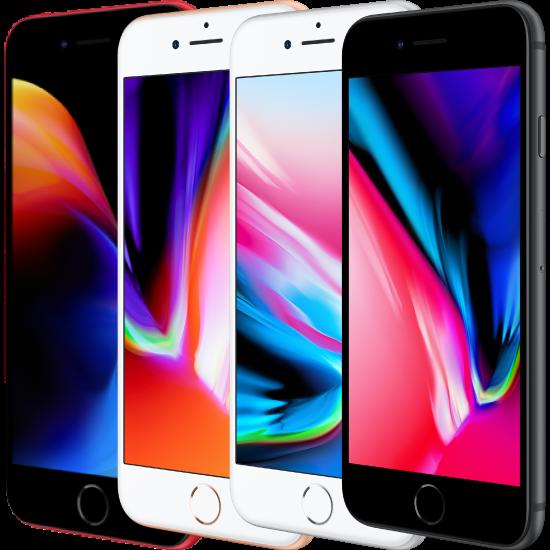 au Certified iPhone 8